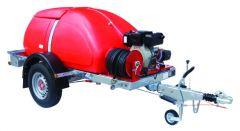 Yanmar Engine Water Bowser